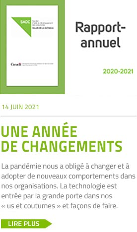 Rapport annuel 2020-2021